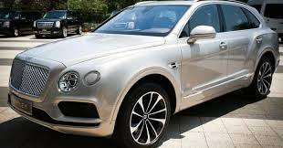 bentley cars inside bentley 229k suv world u0027s most luxurious bentley usa ceo