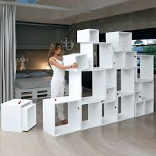 Modular Bookcase Systems Bookcase Modular Wire Shelving Cubes The Foremost 5 In 1 Storage