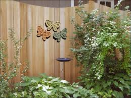 outdoor fence decorations ideas homesfeed