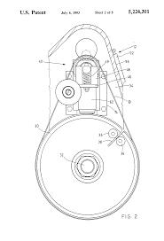 Galaxy Belt Sander by Patent Us5224301 Dual Mode Floor Sander Google Patents