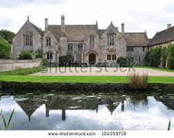 House With A Moat English Manor House Stock Images Royalty Free Images U0026 Vectors