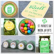 st patrick u0027s day mason jar gifts yesterday on tuesday
