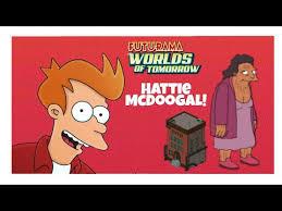 unlocking hattie mcdoogal walkthrough futurama wot