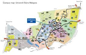 Georgetown Map Chags Travel