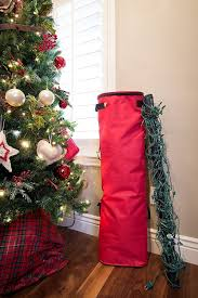 santa s bags portable net light storage with two