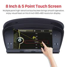 5 series e60 gps navigation with radio bluetooth ipod