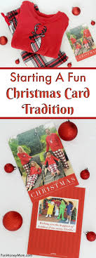 card tradition for the entire family money