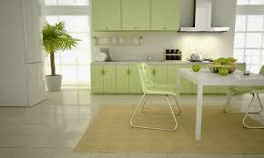 Green And White Kitchen Cabinets Green Apple Kitchen Decor And Color Inspiration
