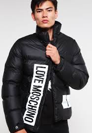 winter biker jacket moschino bags pill men jackets love moschino giubbino winter