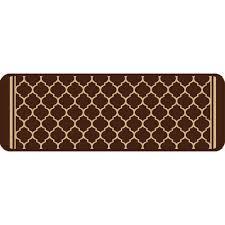 multy home gardengate chocolate 9 in x 26 in stair tread