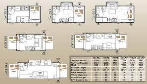 Komfort Rv Floor Plans by 2016 Roamer Travel Trailers By Highland Ridge Rv Trailer Floor