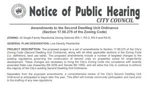 an open letter to the pasadena city council urging a comprehensive