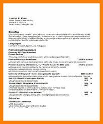 Objective For Flight Attendant Resume Flight Attendant Resume Flight Attendant Resume Sample Resume