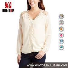 sleeve chiffon blouse 2017 office wear sleeve chiffon blouse designs