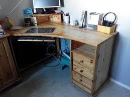 bureau en pin bureau pin massif clasf