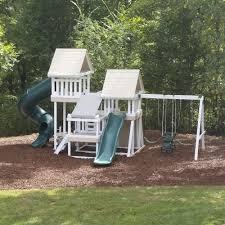 congo monkey playset 4 maintenance free swing set u2013 outdoor living