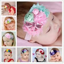 band baby 2016 headbands hot flower baby children headband parental children