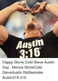 Merica Wheelchair Meme - austin happy stone cold steve austin day merica stonecold