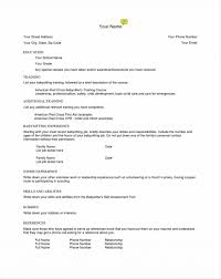 Resume Templates Samples Examples by Business Plan Formidable Nanny Resume Template Examples About