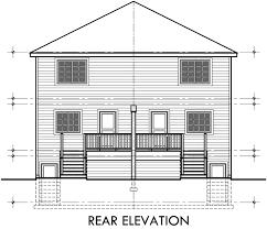 duplex house plans brownstone house plans d 445
