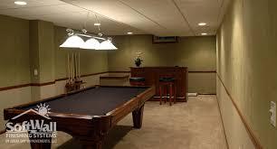 basement wall drywall alternatives basement gallery
