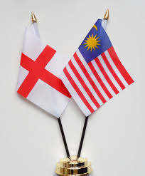 Malaysai Flag England U0026 Malaysia Friendship Table Flag