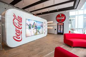 coca cola office in fubiz media