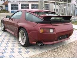 porsche 928 widebody porsche strosek 928 s 4 7 310hp widebody