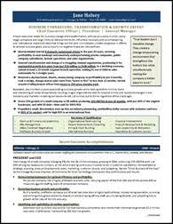 Resume Samples For It Professionals by Resume Samples For All Professions And Levels