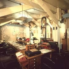 Map Room Cabinet War Rooms