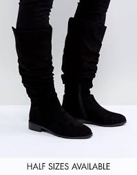 s moto boots canada s boots ankle knee high the knee asos
