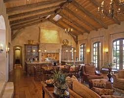 Best Tuscan Living Room Images On Pinterest Tuscan Living - Tuscan style family room