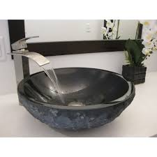 Bathroom Sink Decorating Ideas by Bathroom Contemporary Home Depot Vessel Sinks For Modern Bathroom