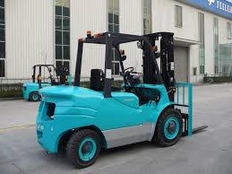 china feeler mini 5 ton diesel forklift with isuzu engine china