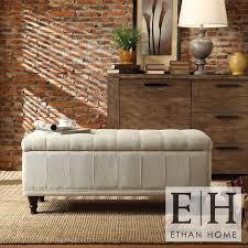 Noah Tufted Storage Ottoman 8 Best Storage Ottoman Images On Pinterest Bed Bench Chairs And