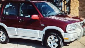 Popular 1999 Suzuki Grand Vitara JLX 4WD (Cars & Trucks) in Puyallup, WA  #PW45
