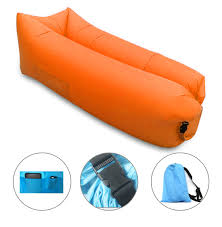 Air Filled Sofa by Fast Inflatable Air Lounger Party Supplies Cool Toys Gifts Home