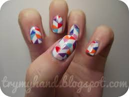 try my hand alphabet nail art challenge q for quilt