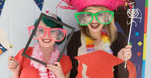 Homemade Photo Booth Create A Fun Photo Booth For Your Next Party The Dollar Tree Blog