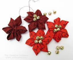 flower maker poinsettias for christmas crafts