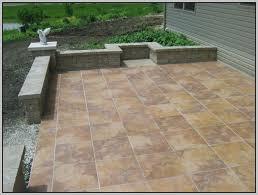 Outdoor Tile Patio Outdoor Porcelain Tile For Patio Patios Home Design Ideas