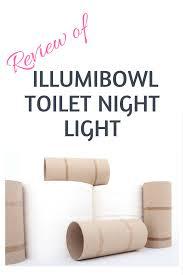 review of illumibowl toilet night light e l feelgood u0027s vintage