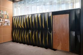 nail acoustic panel system work shop design studio