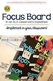 best 25 focus boards ideas on pinterest objective bulletin