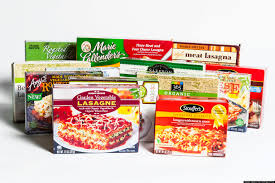 the best frozen lasagna our taste test results photos huffpost