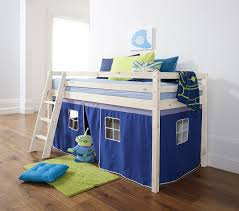 Cabin Bed Tent For Midsleeper Bed In Choice Of Colours Army - Mid sleeper bunk bed