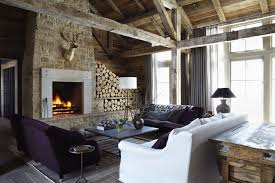 Interior Design Mountain Homes by Gorgeous Rustic Chic Mountain Home Nestled In Sun Valley Decor