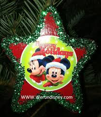 homemade disney christmas ornaments disney pinterest disney