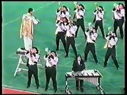 mccollum high school yearbook mccollum high school band marching performance 2000 2001