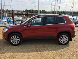 suv volkswagen 2010 used 2010 volkswagen tiguan se tdi for sale in fareham hampshire